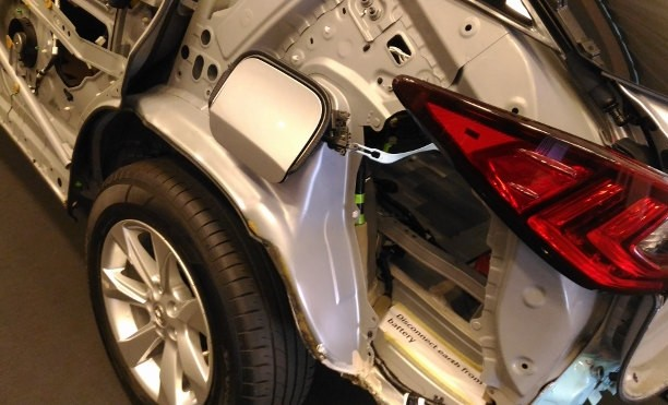 Lexus RX 450h Safety Sicherheit