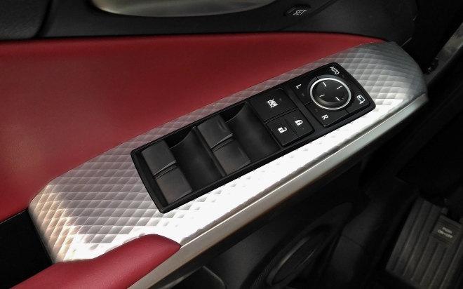 Lexus IS Sport Fensterheber, Türverkleidung