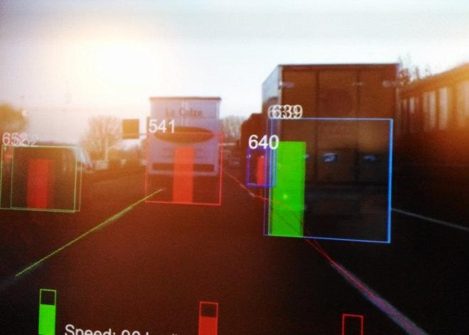 Toyota Sicherheit autonomes fahren