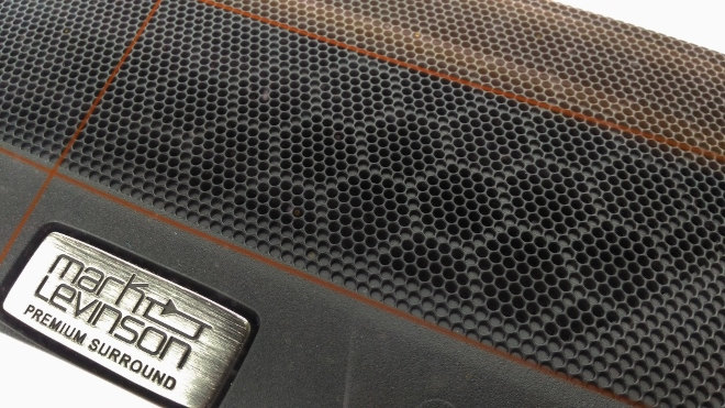 Lexus RC F Mark Levinson Soundsystem