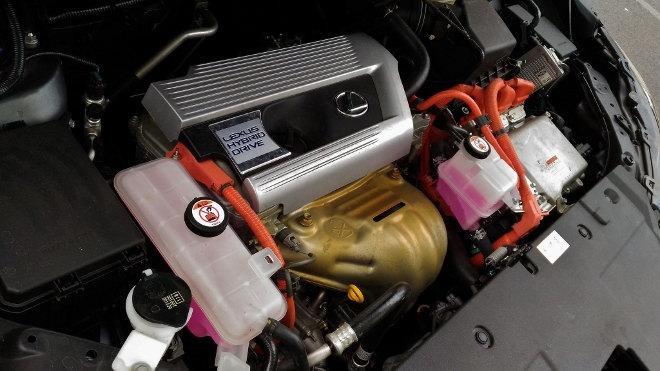 Lexus NX 300h Hybrid Motor