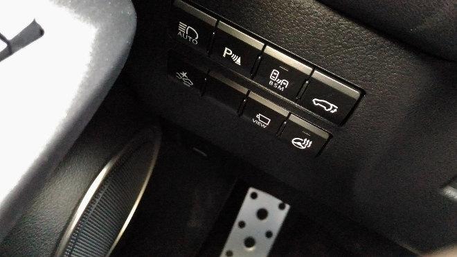 Lexus NX 300h Hybrid Sicherheit