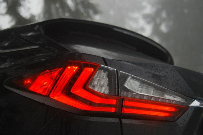 Lexus RX 450h Heckleuchten