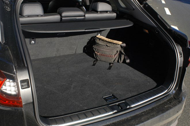 Lexus RX 450h Kofferraum