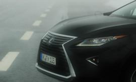 Lexus RX 450h Grill