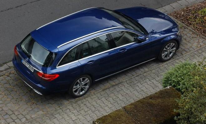 Mercedes C-Klasse T-Modell Test