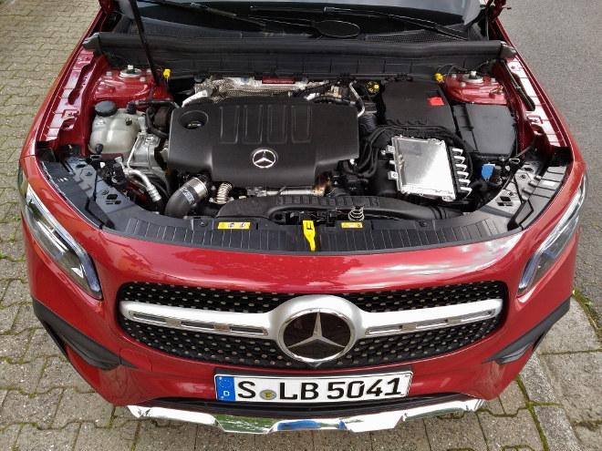 Mercedes GLB 220d 190 PS Diesel