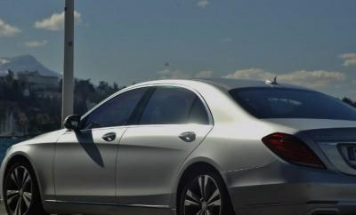 Mercedes S 500 L mit Allradantrieb im Test