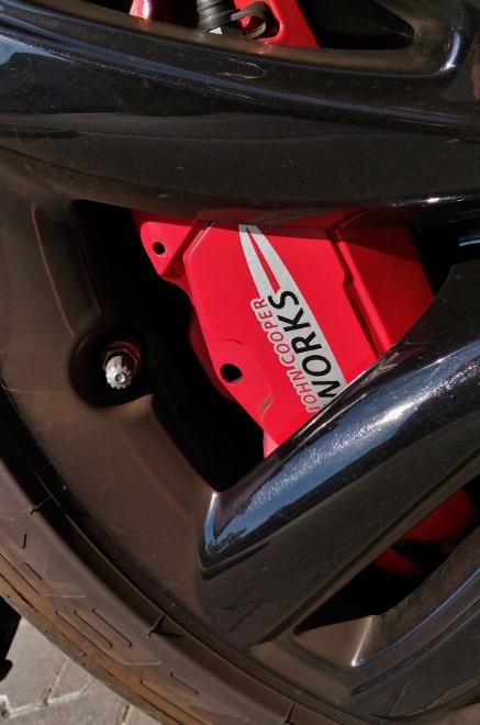 Bremse Mini Cabrio John Cooper Works