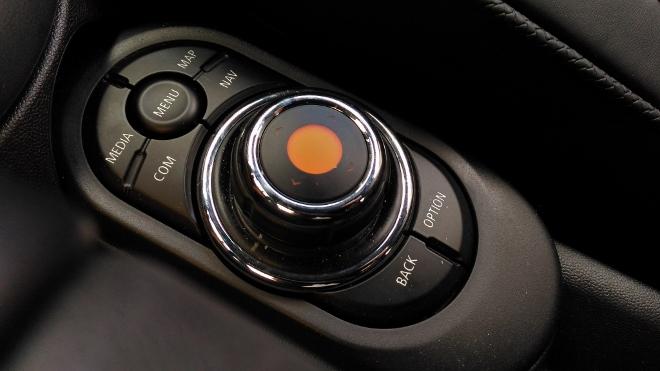 Controller Mittelkonsole Mini Cabrio John Cooper Works