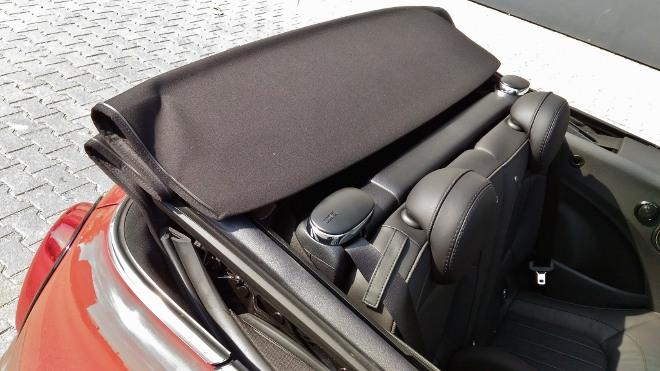 Verdeck Mini Cabrio John Cooper Works