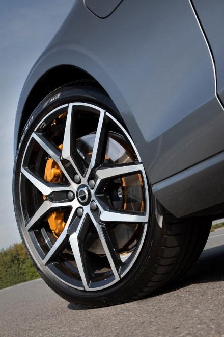 Neuer Volvo S60 R-design Felgen