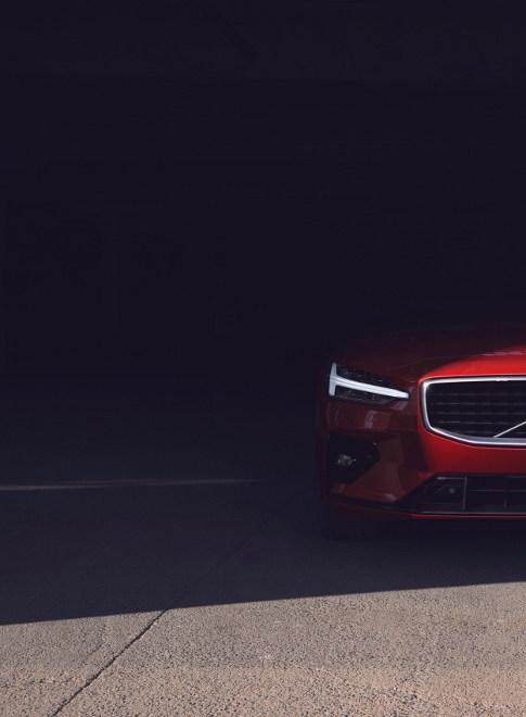 Neuer Volvo S60 R-design Leuchten LED
