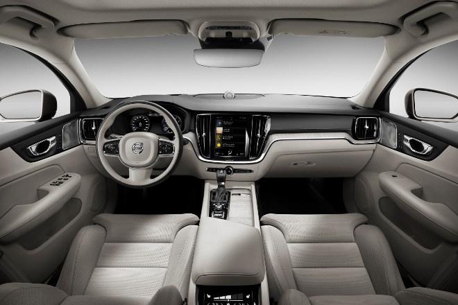 Neuer Volvo S60 Cockpit
