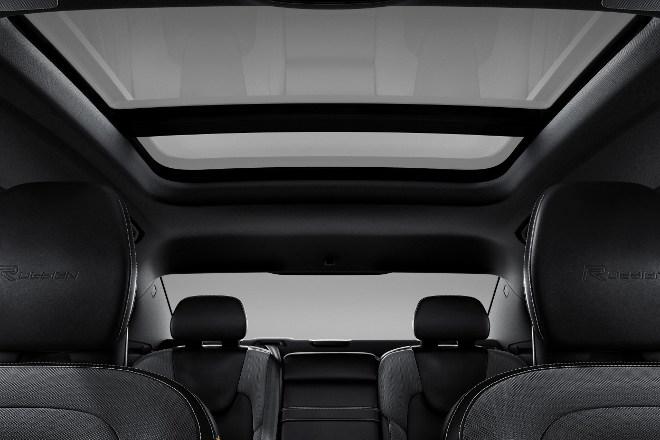 Neuer Volvo S60 Glasdach