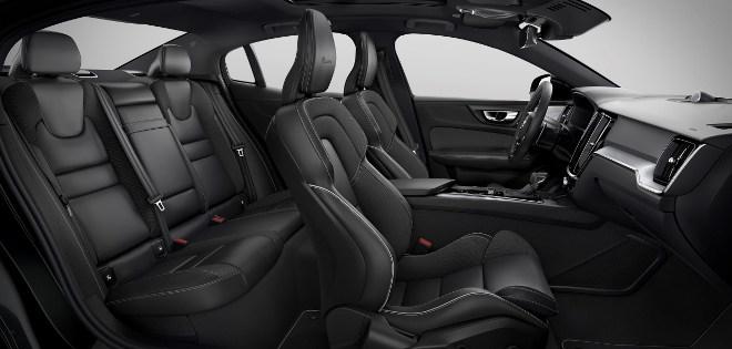 Neuer Volvo S60 R-design Ledersitze
