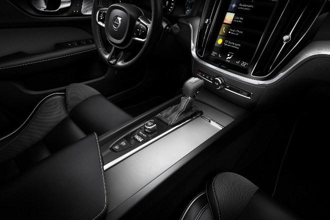 Neuer Volvo S60 Mittelkonsole