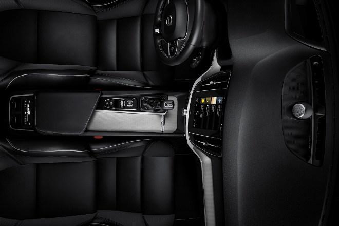 Neuer Volvo S60 R design sitze Leder