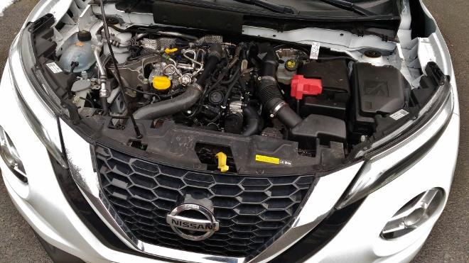 Nissan Juke 2 114 PS Dreizylinder