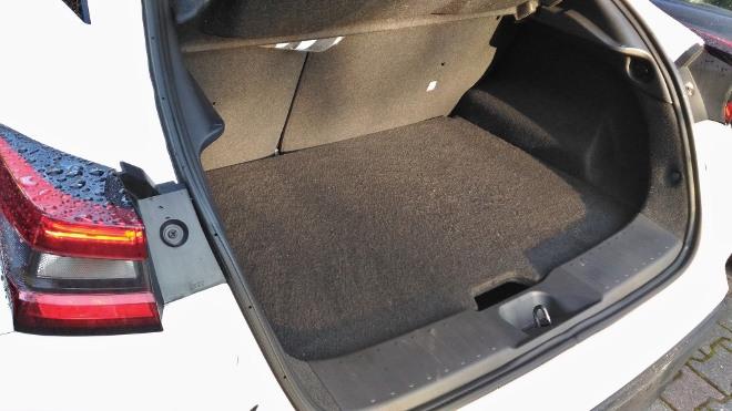 Nissan Juke 2 Kofferraum