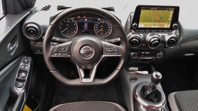 Nissan Juke 2 Cockpit