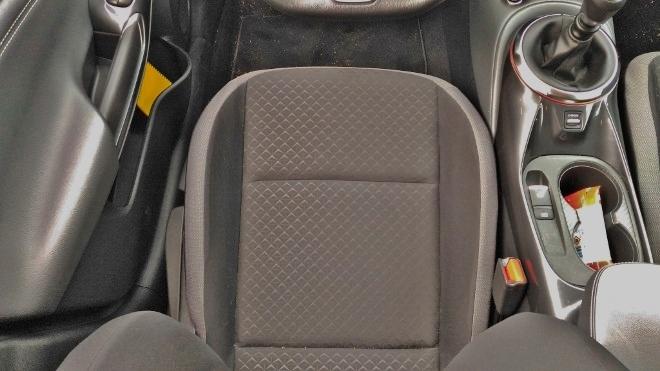 Nissan Juke 2 neuer Sportsitz
