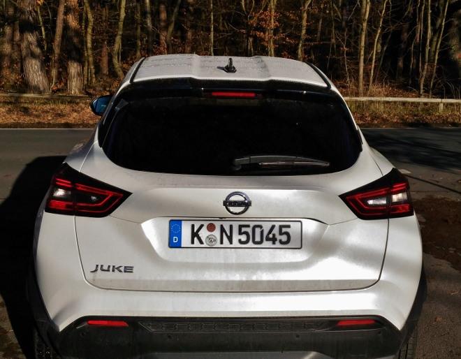 Nissan Juke 2 Heck