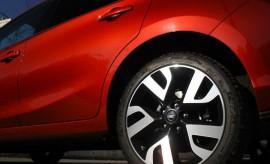 Nissan Pulsar 1.6 Test Felgen 18 Zoll