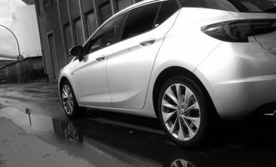 Opel Astra Fünftürer Test