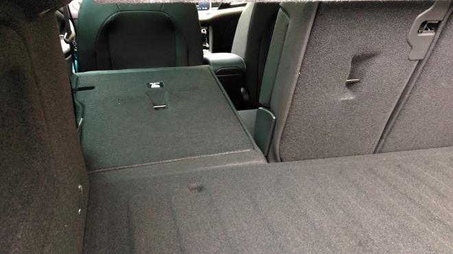 Opel Astra Facelift 8-Gang-Automatik Durchlade Kofferraum