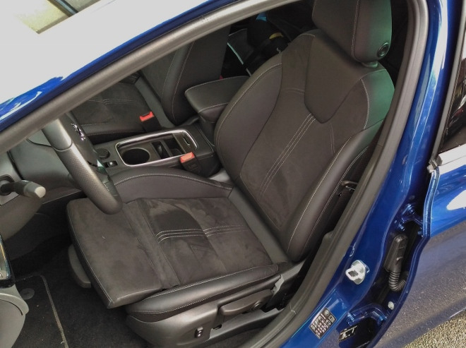 Opel Astra Facelift 8-Gang-Automatik Vordersitze