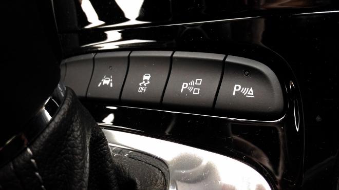 Opel Astra Facelift 8-Gang-Automatik Fahrassistenten Tasten