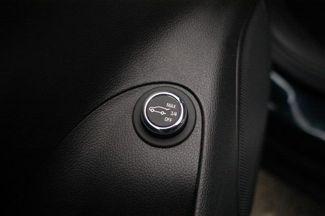 Opel Astra Sports Tourer Heckklappeneinstellung