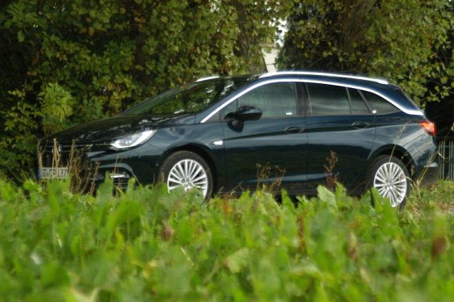 Opel Astra Sports Tourer Testbericht