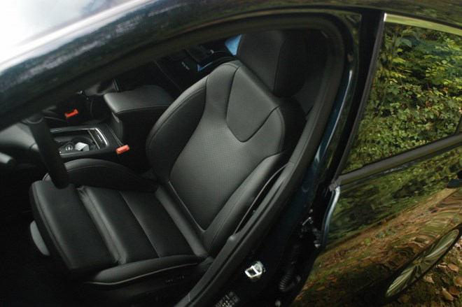 Opel Astra Sports Tourer Ledersitze
