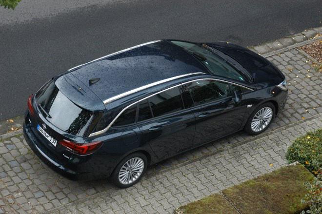 Opel Astra Sports Tourer Karosserie