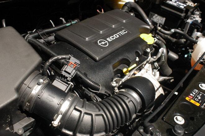 Opel Corsa im Test, Motor