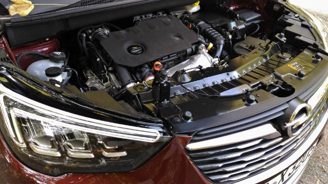 Opel Crossland X Motor, Diieselmotor, 1,5 Liter