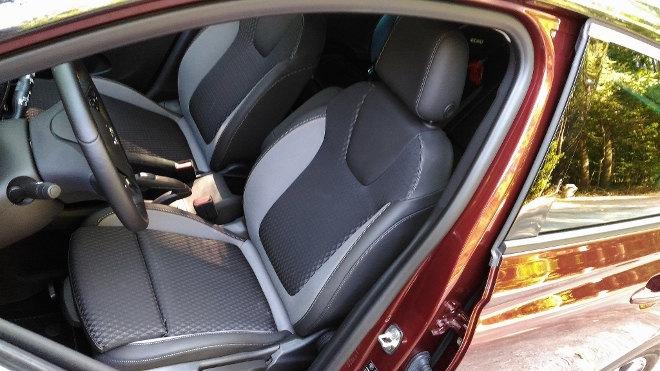 Opel Crossland X Vordersitze, Sitze