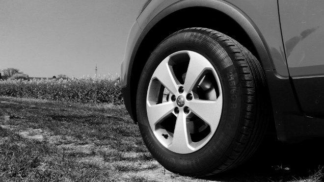 Opel Mokka X Diesel Rad