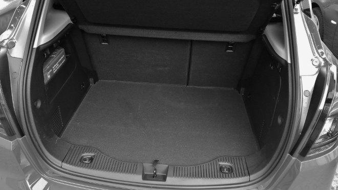 Opel Mokka X Diesel Kofferraum
