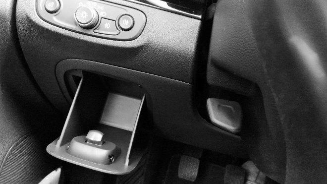 Opel Mokka X Diesel Ablagefach
