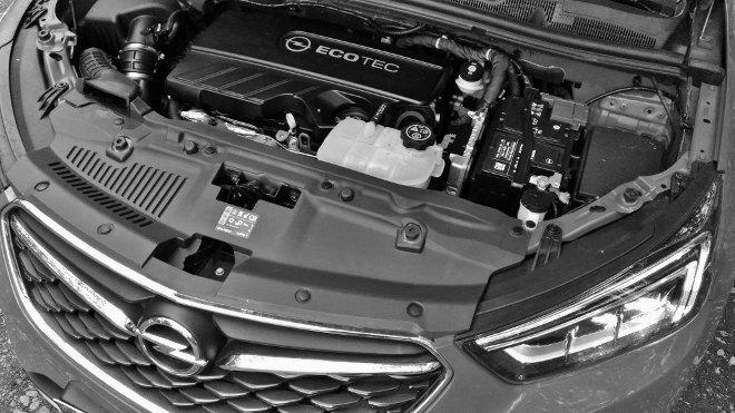 Opel Mokka X Diesel Engine