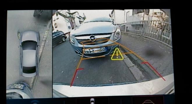 Opel Insignia Kombi Kamera, Kamera, 360 Grad System