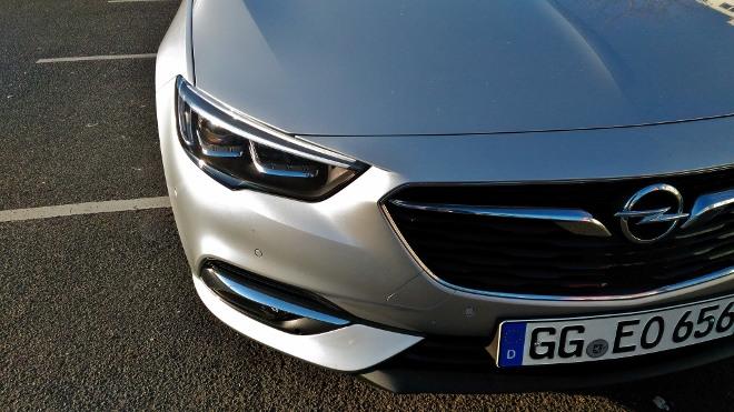 Opel Insignia Kombi Front