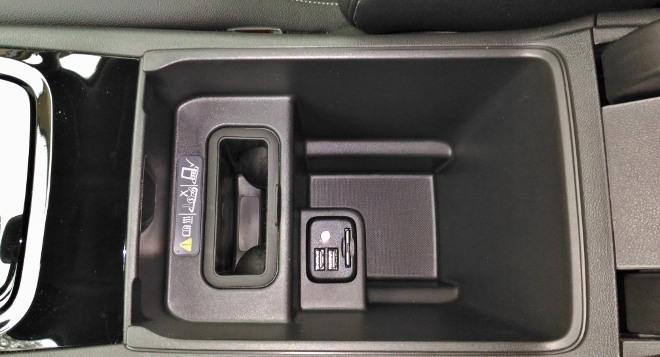 Opel Insignia Sports Tourer Ablagefach Mittelkonsole