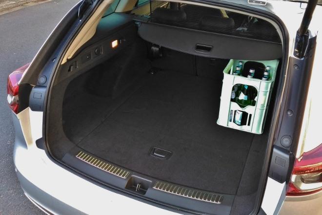 Opel Insignia Kombi Kofferraumvolumen