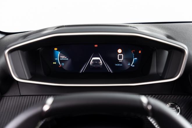 Peugeot 208 3D cockpit