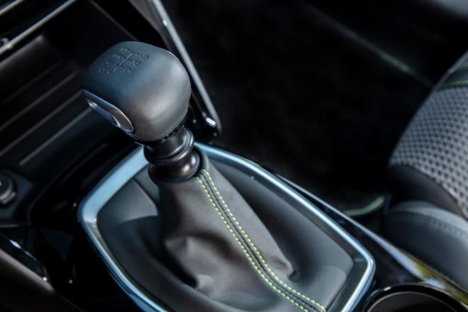 neuer Peugeot 208, Schaltung