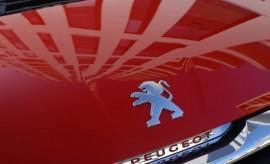 Peugeot 108 Frontgrtill